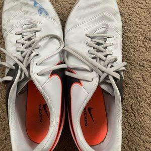 NIKE Tiempo Men's indoor soccer shoes